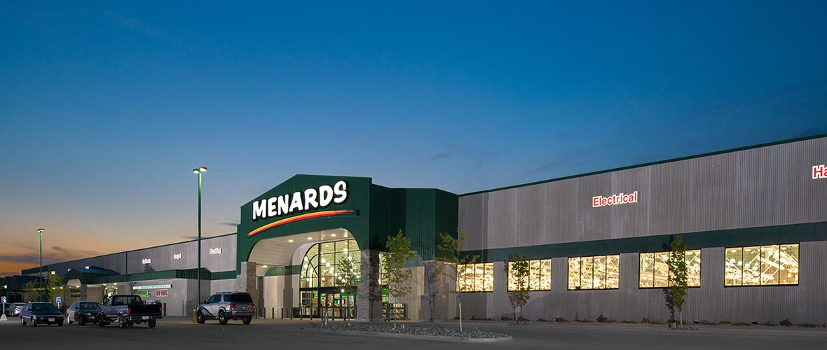 Menards I Was City Iowa